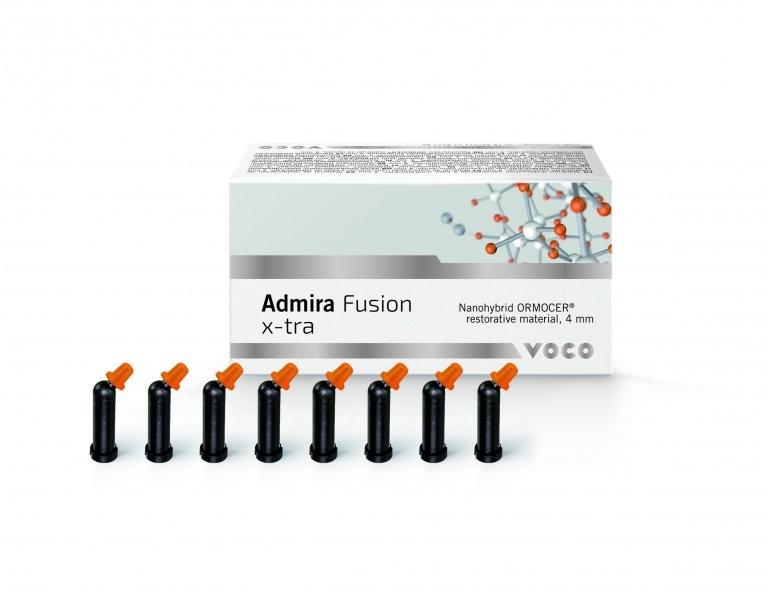 Admira Fusion X-tra, univerzálny, kompule 15 x 0,2 g