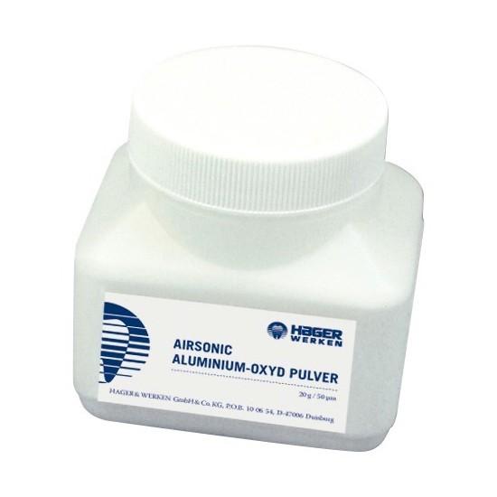 Airsonic prášok Alu-Oxid 50 µm, 500 g