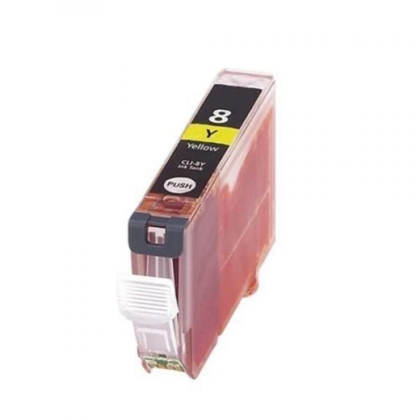 Alternativní inkoustová náplň Canon CLI8Y/yellow