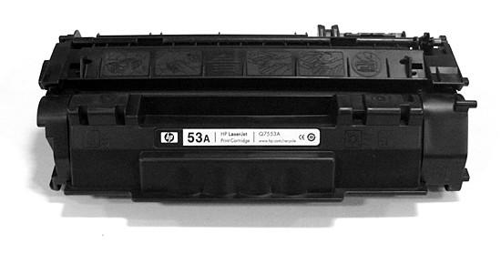Alternatívny toner HP Q7553A