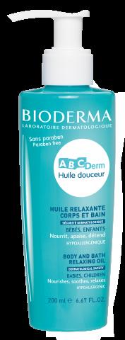 Bioderma ABCDerm Relax Oil 200 ml