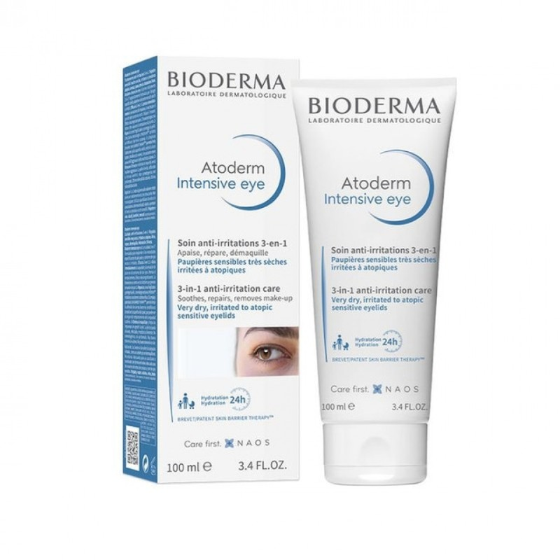 Bioderma Atoderm Intensive Eye 3v1 krém 100 ml