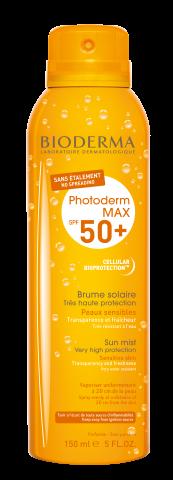 Bioderma Photoderm MAX Opaľovacia hmla SPF 50+ 150 ml