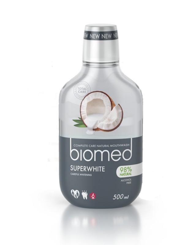 Biomed ústní voda 500 ml