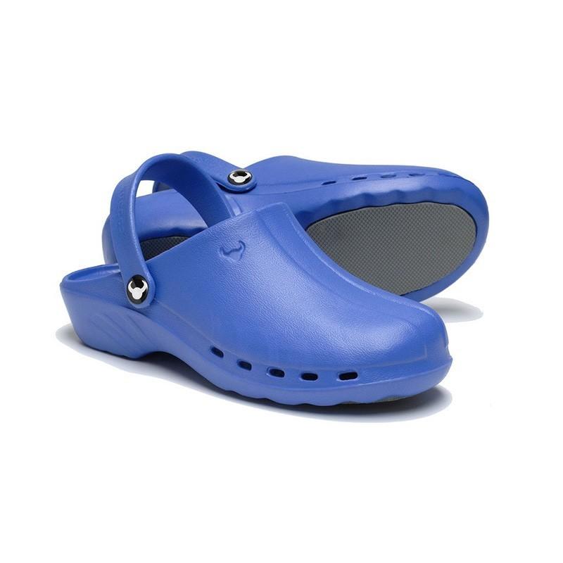Boty Suecos, Oden modré