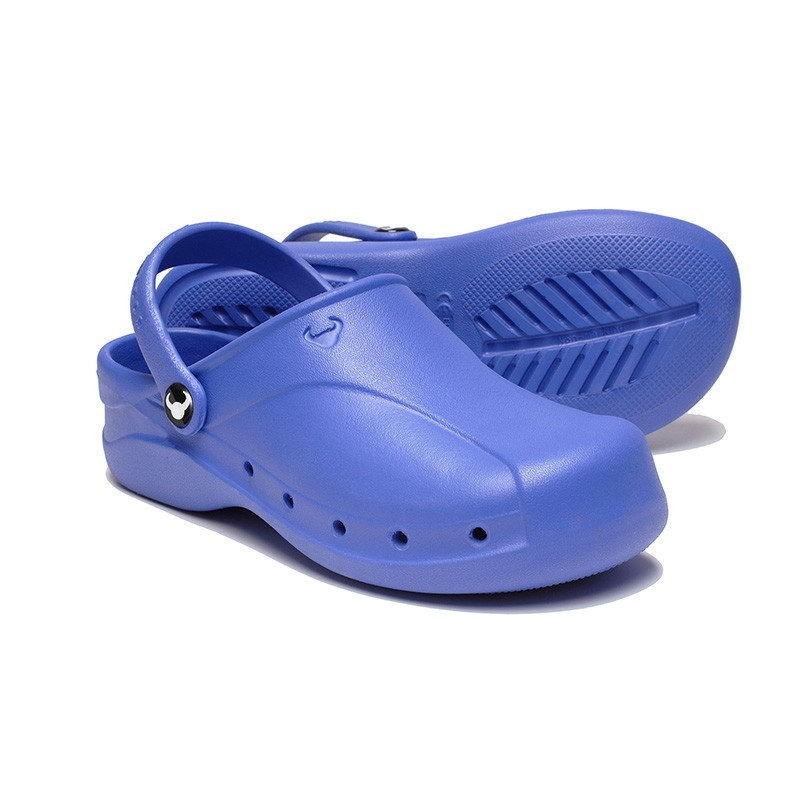 Boty Suecos, Skoll modré