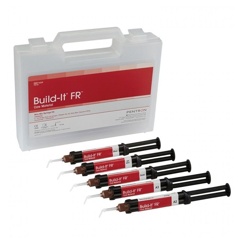 Build-It FR Mini Mix Kit 5 x 4 ml / 8,6 g