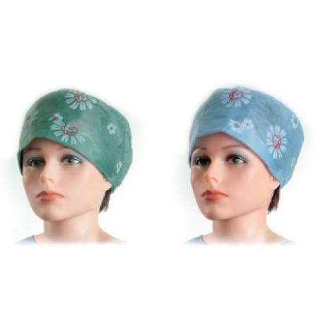 Čepice pro sestry s potiskem, 1 ks