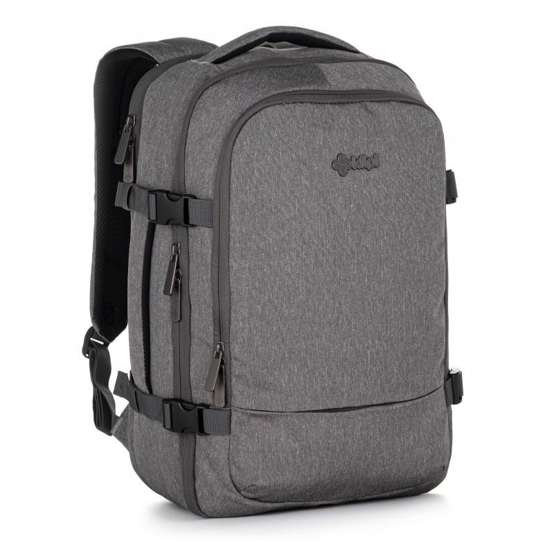 Cestovní batoh Kilpi Kerou-U, tmavě šedý