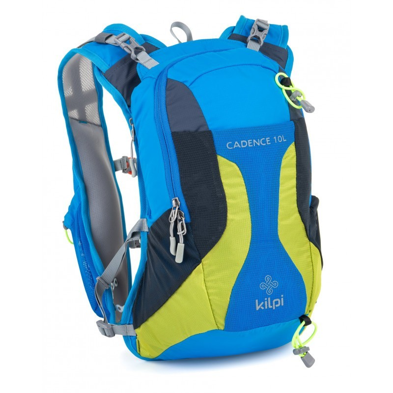 Cyklistický batoh Kilpi Cadence-U, modrý