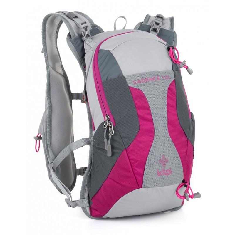 Cyklistický batoh Kilpi Cadence-U, růžový