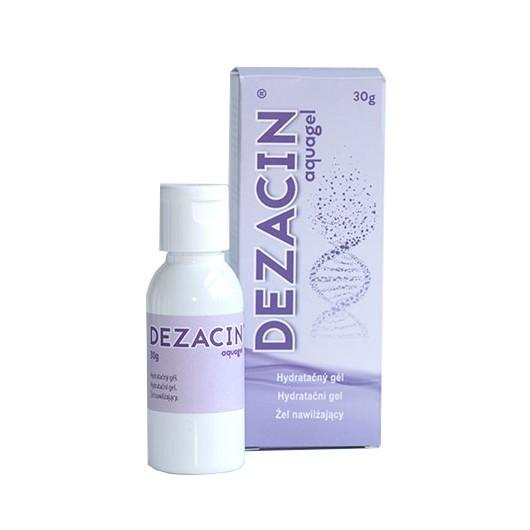 DEZACIN 30 ml aquagel