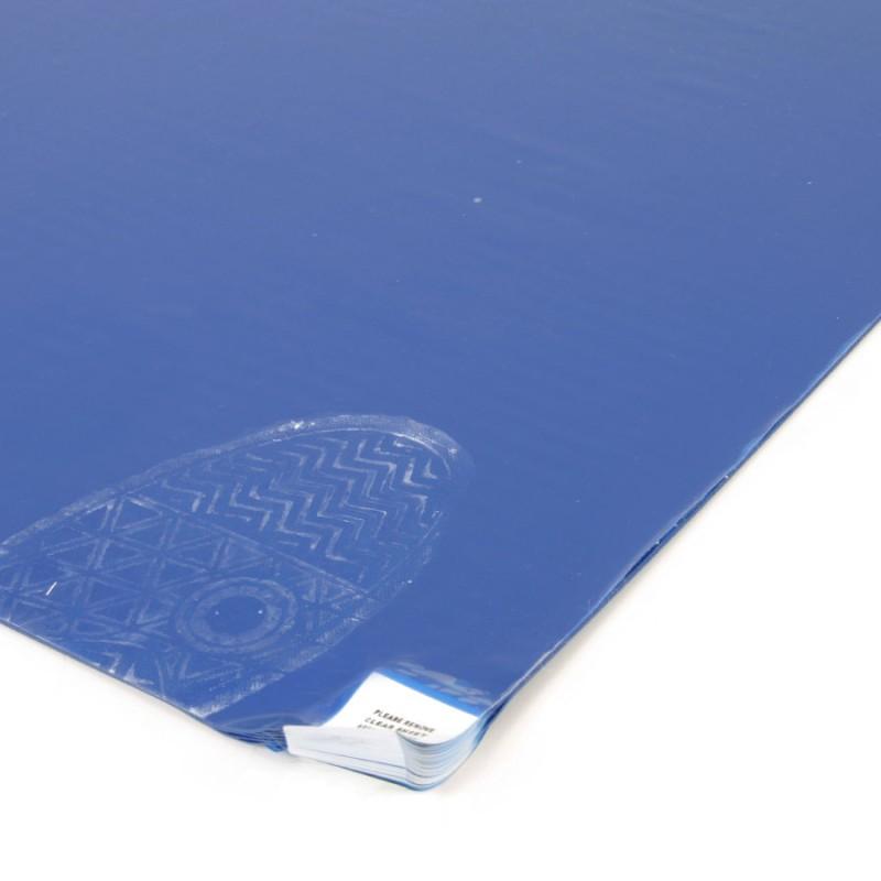 Dezinfekčná hygienická lepiaca rohož 0,45 x 1,15 m, 240 fólií, 4 ks