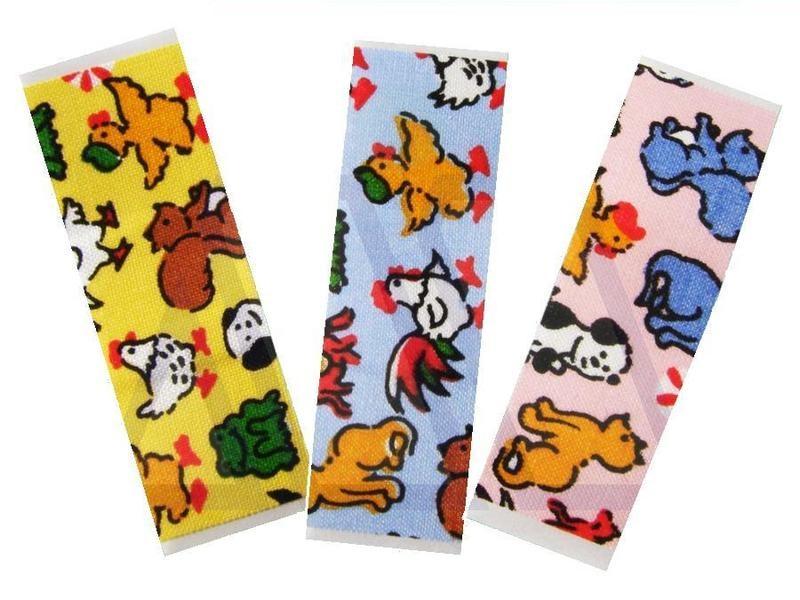 DOPRODEJ Náplast poinjekční pro děti, Medi-Med 2 x 6 cm netkaný textil, 350 ks