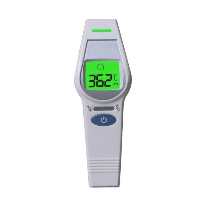 DOPRODEJ Teploměr bezkontaktní Thermometer UFR106