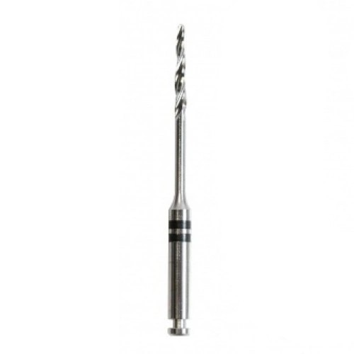 Easy glassPost refill drill 1,25, černý, 1 ks