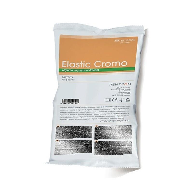 Elastic Cromo 450 g - alginát