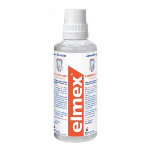 Elmex ústní výplach bez alkoholu, 400 ml