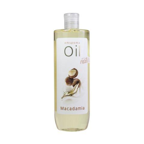 Emspoma macadamiový tělový olej - regenerace, 500 ml