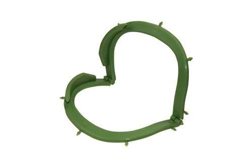 Fit Kofferdam odklápěcí rám, plastový zelený, 1 ks