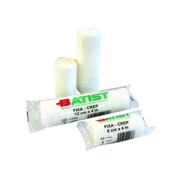 Fixa-crep – fixační obinadlo, jednotlivě baleno