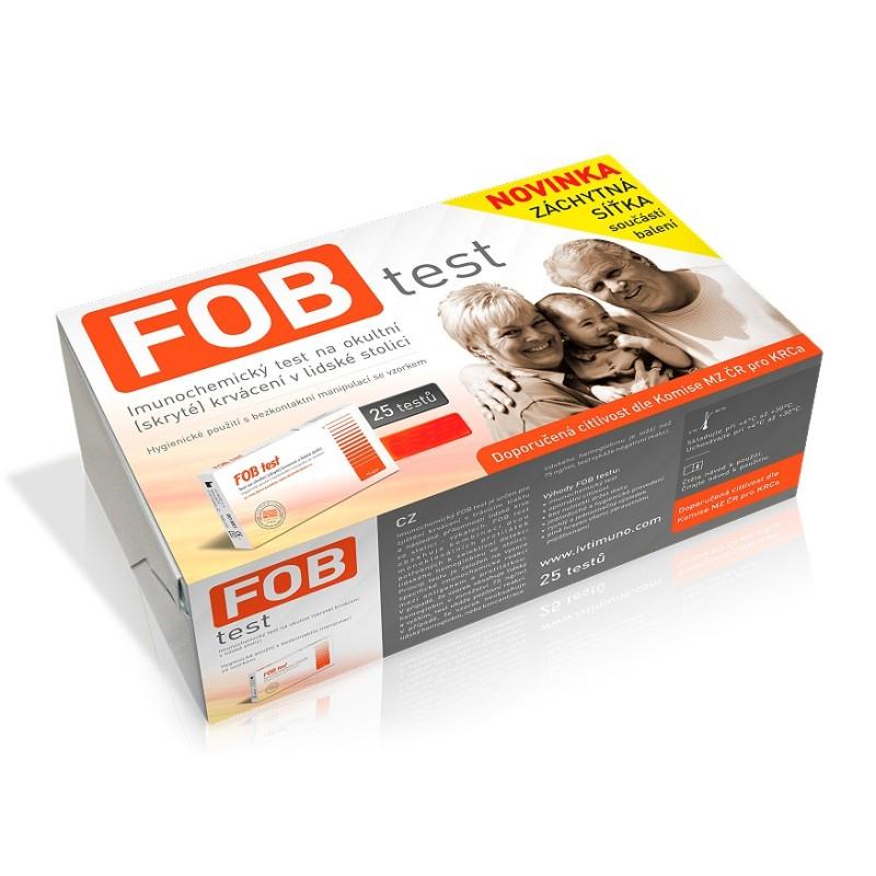 FOB test Imuno, Multipack, citlivost 10 ng/ml