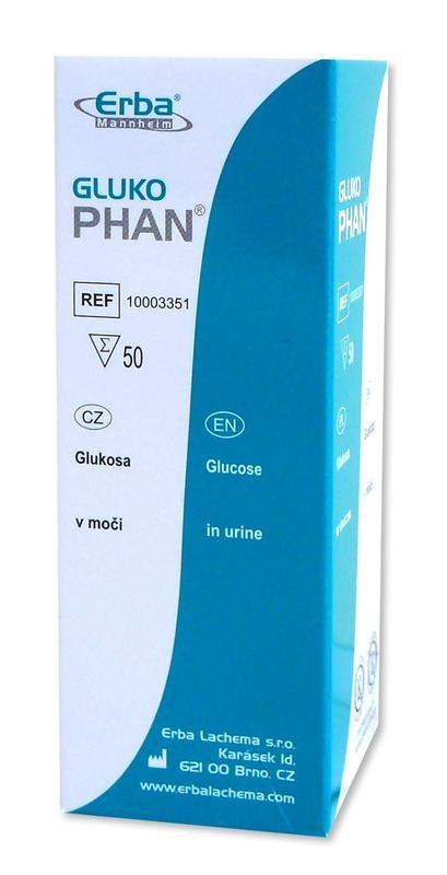 GlukoPHAN – glukosa, 50 ks