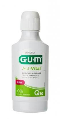 GUM ActiVital ústní výplach, 300 ml
