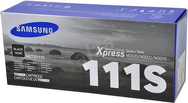 HP / Samsung MLT-D111S/ELS Black Toner 1 000 stran