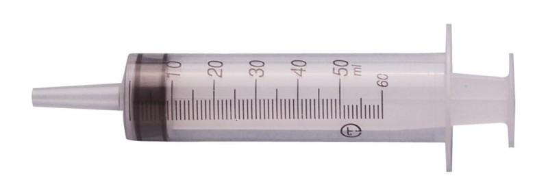 Injekční stříkačka Terumo Janett - výplachová žanetka, 50 ml