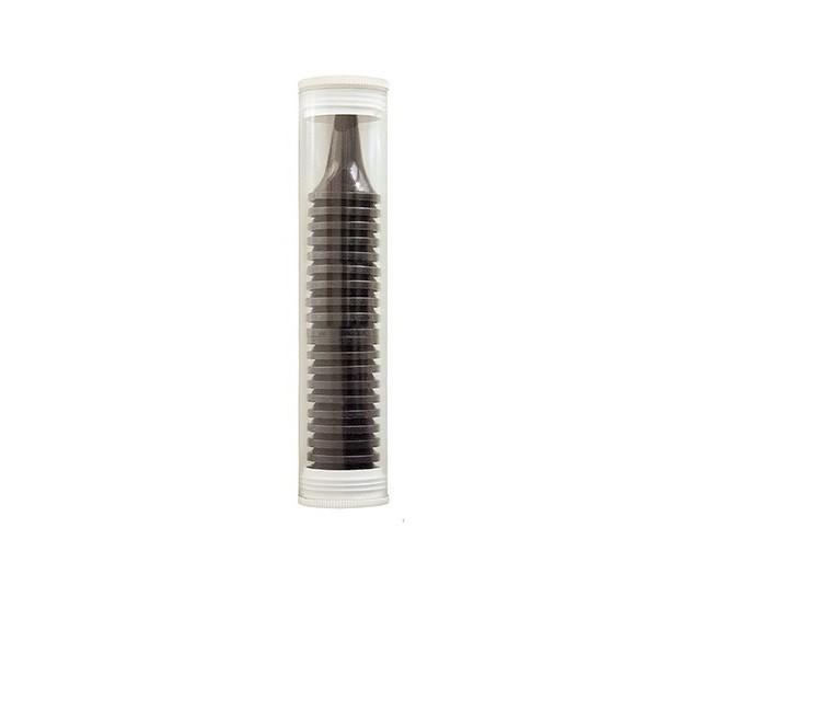 Jednorázové zrcátko pro otoskop Kawe Eurolight, 4 mm průměr,  20 ks