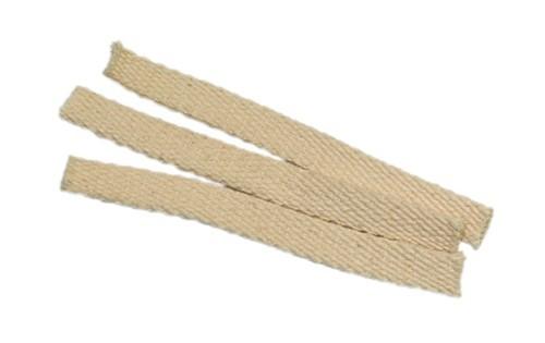 Knot plochý pro stolní kahan 14,5 cm, 3 ks