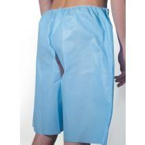 Kolo šortky, modré, nesterilné, 10 ks v balení