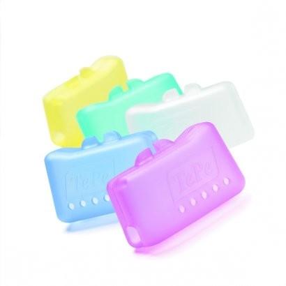 Kryt na hlavici kartáčku TePe, různé barvy, 1 ks