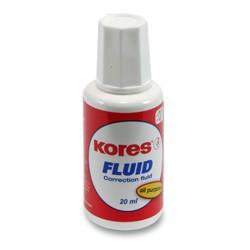 Lak opravný KORES FLUID 20 ml