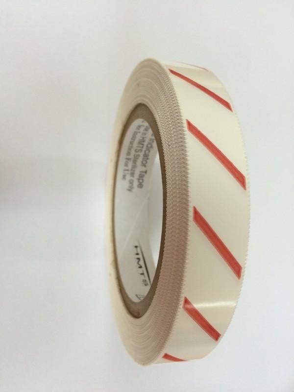 Lepící páska s indikátorem plazmové sterilizace, 19 mm x 50 m, typ 1