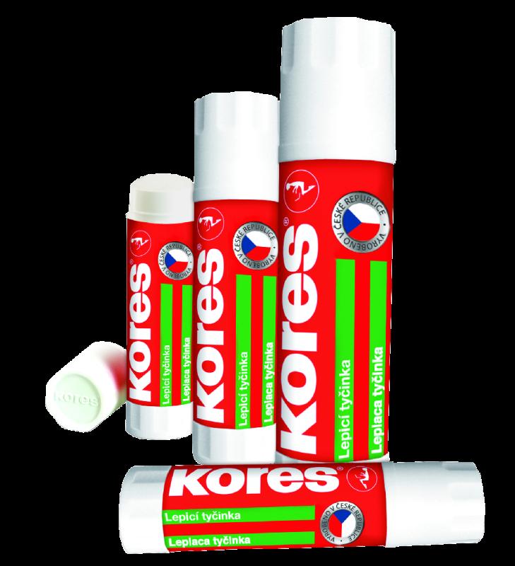 Lepící tyčinka KORES 40 g