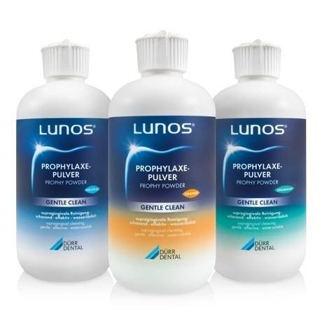 Lunos profylaktický prášek Gentle Clean, 4 x 180 g