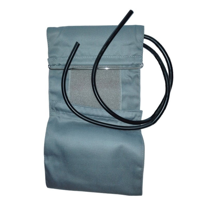Manžeta na suchý zip velká, velikost 26-40 cm, 2-hadičková, ke rtuťovému tlakoměru