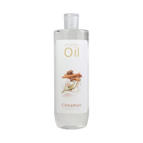 Masážny, parafínový olej s vôňou škorice, 500 ml