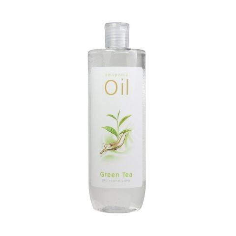 Masážny parafínový olej s výťažkom zeleného čaju, 500 ml