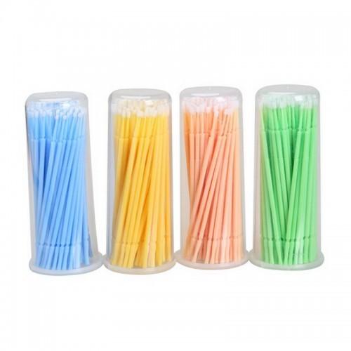 Microbrush regular, 2,0 mm, 4 x 100 ks
