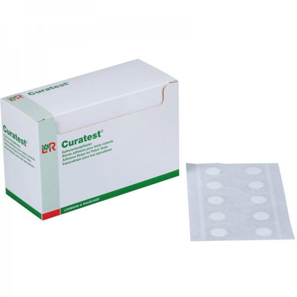 Náplast Curatest 7,50 x 12,50 cm pro epikutánní testy, 50 ks