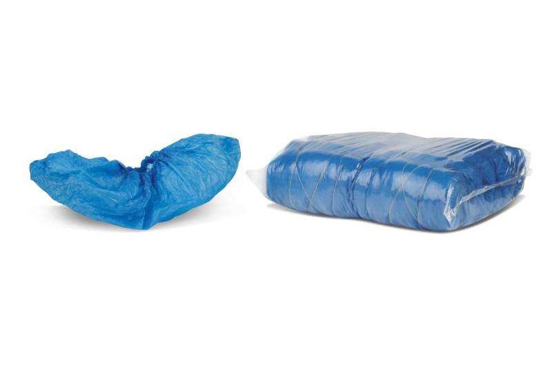 Návleky na obuv CPE Med-Comfort, 100 ks v balení