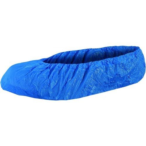 Návleky na obuv Eco-Plus, modré, 100 ks v balení