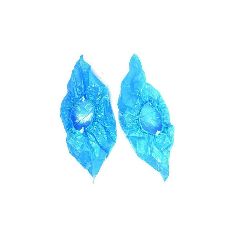 Návleky na obuv, modré, 100 ks