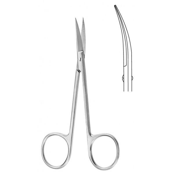 Nůžky na dáseň chirurgické, 11,5 cm