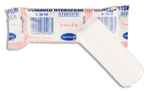 Obinadlo pletené hydrofilní Hartmann, sterilní
