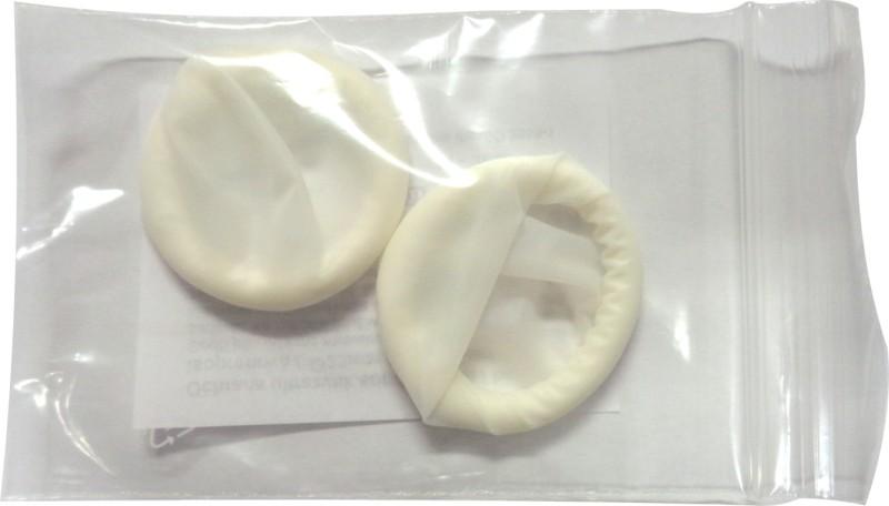 Ochrana vaginální sondy, suchá, bezlatexová 2 ks v balení