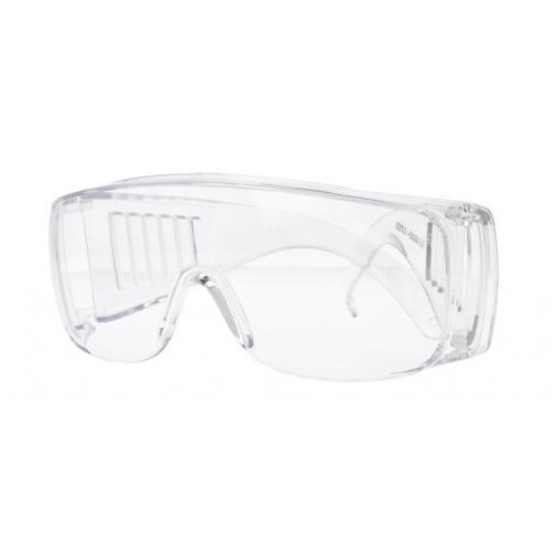 Ochranné okuliare transparentné